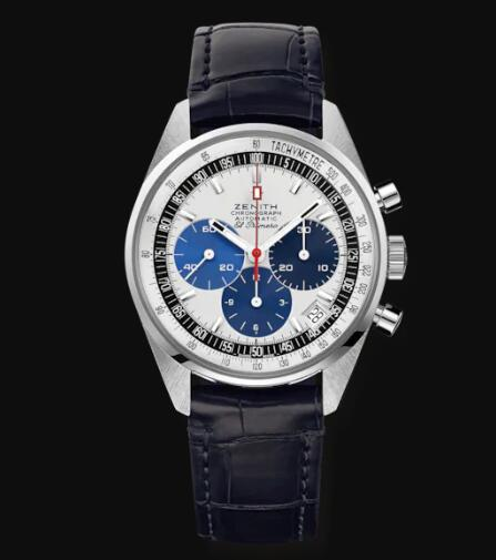 Zenith CHRONOMASTER REVIVAL A386 MANUFACTURE EDITION Replica Watch 03.Z386.400/60.C843