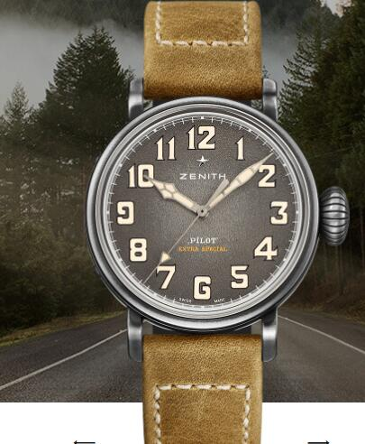 Zenith Pilot Replica Watch PILOT TYPE 20 40mm 11.1940.679/91.C807