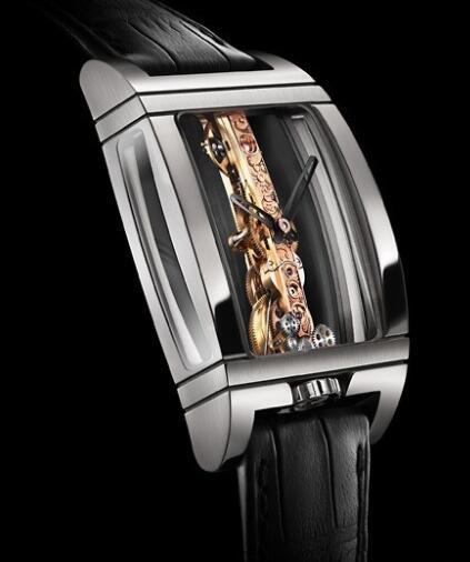 Corum Golden Bridge Titanium Replica Watch 113.705.04/0001 0000 Titanium