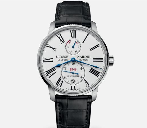 Ulysse Nardin Marine Torpilleur 42 mm Replica Watch Price 1183-310/40