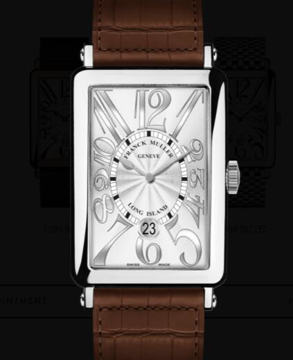 Franck Muller Long Island Men Replica Watch for Sale Cheap Price 1200 SC DT REL