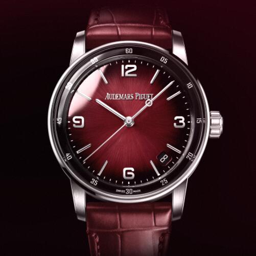 Audemars Piguet Watch Replica CODE 11.59 BY AUDEMARS PIGUET 15210BC.OO.A068CR.01