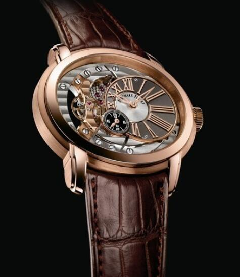 Replica Watch AUDEMARS PIGUET Millenary 4101 15350OR.OO.D093CR.01 Pink gold