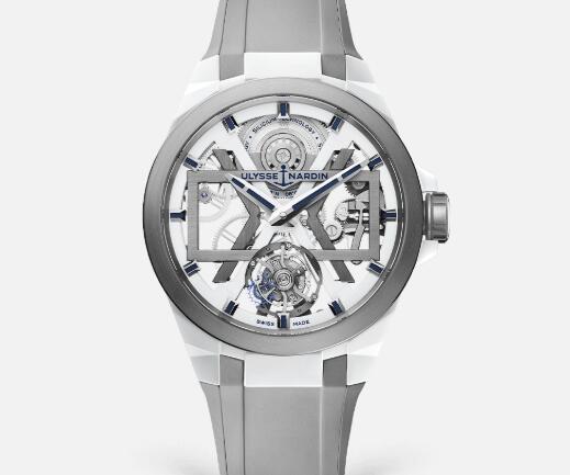 Ulysse Nardin Executive Blast 45mm Replica Watch Price 1723-400-3A/00