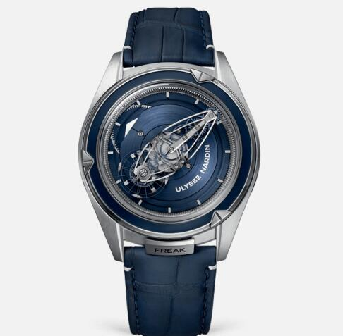 Ulysse Nardin Freak Vision 45 mm Replica Watch Price 2505-250