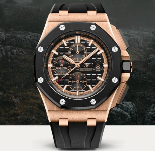 Replica Watch Audemars Piguet ROYAL OAK OFFSHORE SELFWINDING CHRONOGRAPH 44mm AP 26401RO.OO.A002CA.02