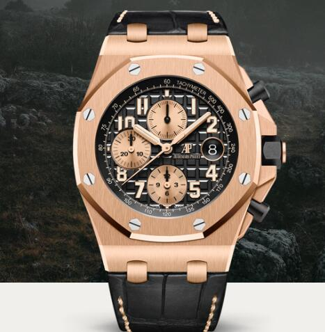 Replica AP Watch Audemars Piguet ROYAL OAK OFFSHORE SELFWINDING CHRONOGRAPH 26470OR.OO.A002CR.02