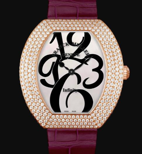 Franck Muller Infinity Replica Watch Cheap Price 3540 QZ A D4 chifnoir bbord