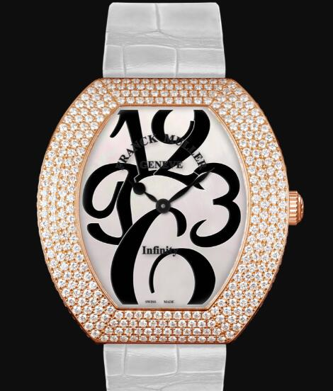 Franck Muller Infinity Replica Watch Cheap Price 3540 QZ A D4 chifnoir bnacr