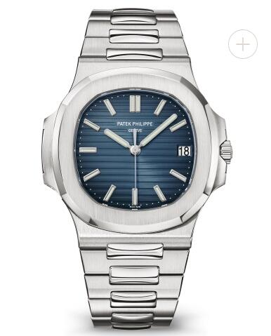 Patek Philippe Nautilus Watches Cheap Prices for Sale Replica Automatic Black-Blue Dial Watch 5711/1A-010