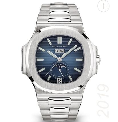 Patek Philippe Nautilus Watches Cheap Prices for Sale Replica 5726/1A-014 Stainless Steel