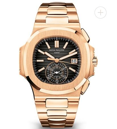 Patek Philippe Nautilus Watches Cheap Prices for Sale Replica Nautilus Chronograph Date Full Gold 5980/1R-001
