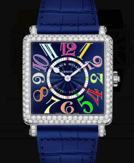 Franck Muller Master Square Ladies Replica Watch for Sale Cheap Price 6002 M QZ COL DRM V D