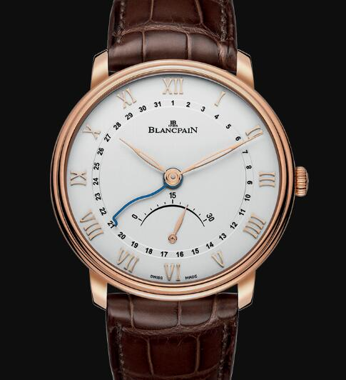 Blancpain Villeret Watch Price Review Ultraplate Replica Watch 653Q 3642 55B