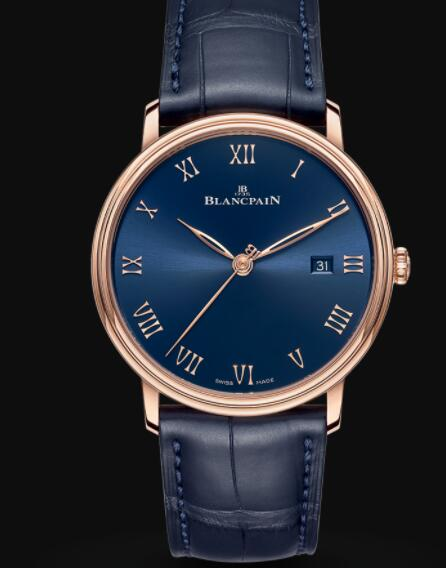 Blancpain Villeret Ultraplate Replica Watch BLANCPAIN'S MOST CLASSIC COLLECTION 6651 3640 55B