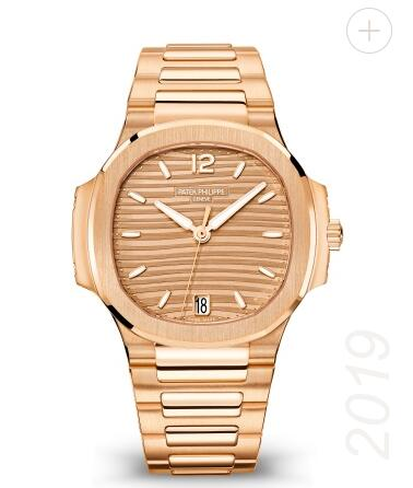 Patek Philippe Nautilus Watches Cheap Prices for Sale Replica 7118/1R-010 Rose Gold