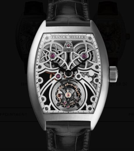 Franck Muller Fast Tourbillon Replica Watches for sale Cheap Price 8889 T F SQT BR OG