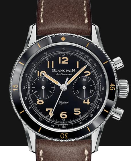 Blancpain Spécialités Watches for sale Blancpain Air Command Replica Watch Cheap Price AC01 1130 63A