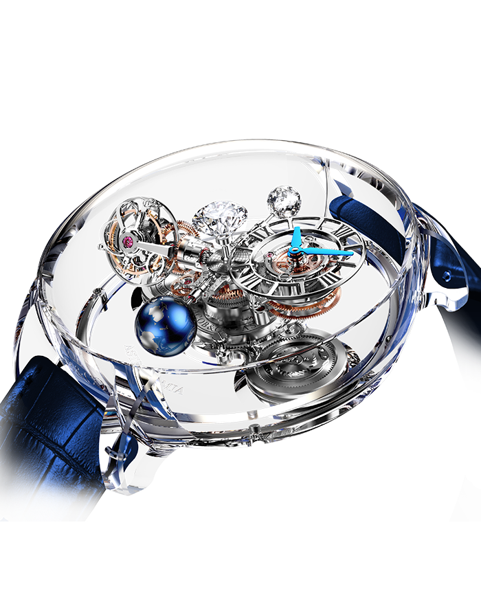 Jacob & Co. Astronomia Flawless Watch Replica AT125.80.AA.UA.A Jacob and Co Watch Price