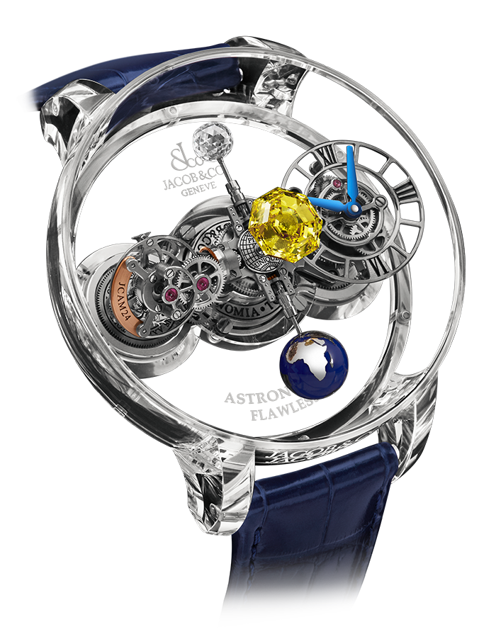Jacob & Co. Astronomia Flawless Watch Replica AT125.80.AA.UC.B Jacob and Co Watch Price