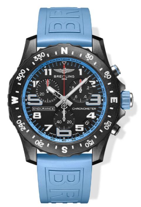 Replica Breitling Endurance Pro Blue X82310281B1S1 Men Watch