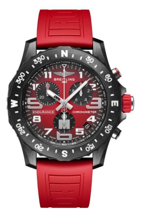 Replica Breitling Endurance Pro Ironman Red X823109A1K1S1 Men Watch