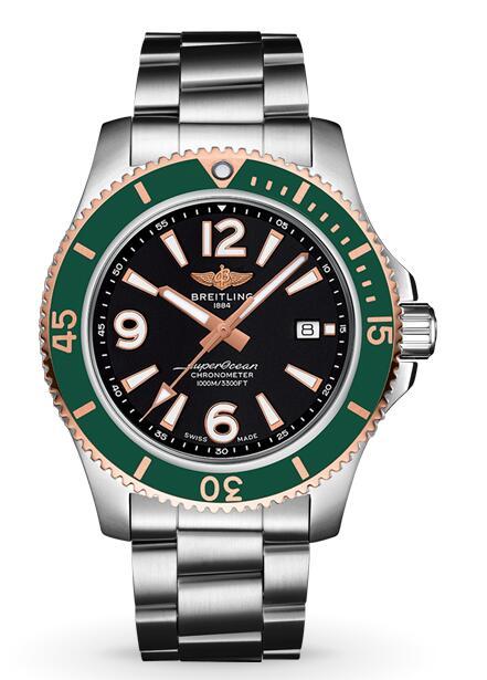 Replica Breitling Superocean 44 Australia Edition U173672A1B1A1 Men Watch
