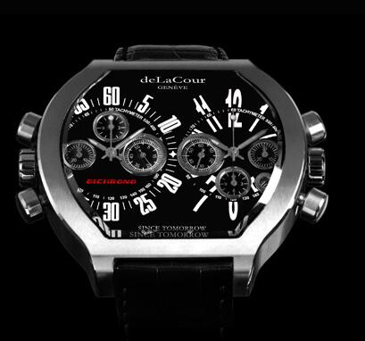 Replica DeLaCour Bichrono SII - v.2014 Watch