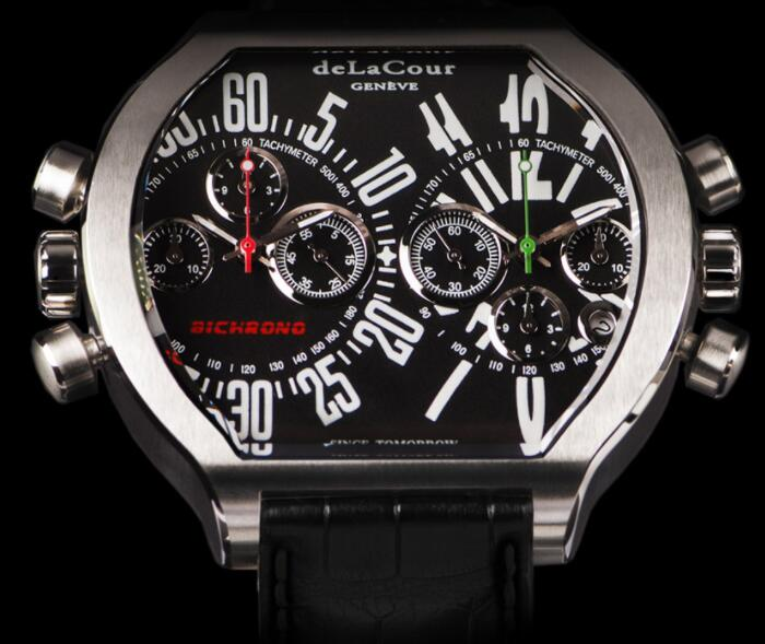 Replica DeLaCour Bichrono SIIc Watch