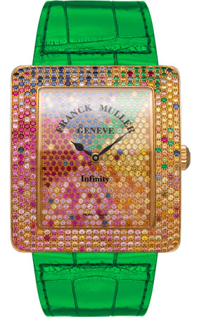 Franck Muller Replica Infinity 4 Saisons Square 3740 QZ 4 SAI D CD watch