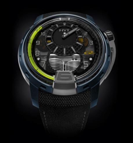 Replica HYT H1 AIR RC44 148-AB-52-GF-TB Watch