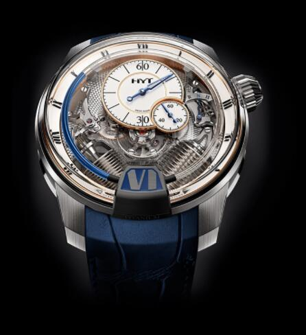 Replica HYT H2 TRADITION 248-TW-10-BF-AB Watch