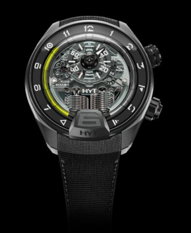 Replica HYT H4 NEO 512-TD-65-GF-TS Watch
