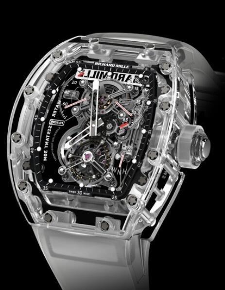 Replica Richard Mille RM 56-01 Tourbillon Sapphire Watch