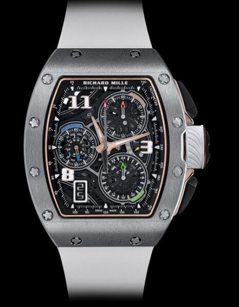 Replica Richard Mille RM 72-01 Lifestyle In-House Chronograph Titanium Watch