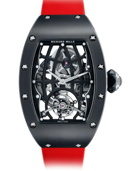 Replica Richard Mille RM 74-01 In-House Automatic Winding Tourbillon Watch