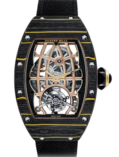 Replica Richard Mille RM 74-02 In-House Automatic Winding Tourbillon Watch