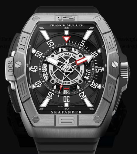 Buy Franck Muller Skafander Classic Replica Watch for sale Cheap Price SKF 46 DV SC DT ACBR AC (AC)