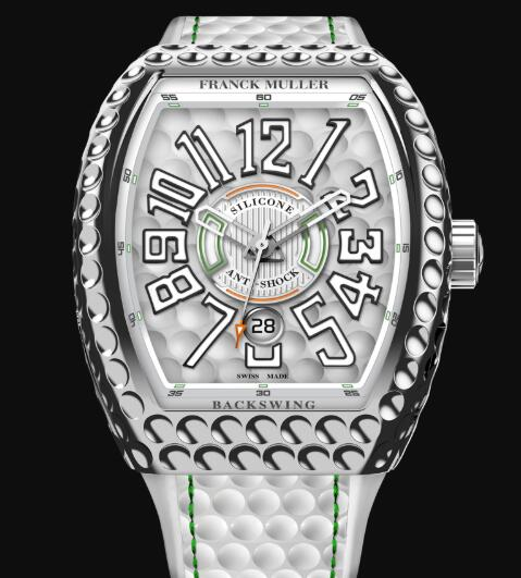Franck Muller Vanguard Golf Review Replica Watch Cheap Price V 45 SC DT GOLF (BC)