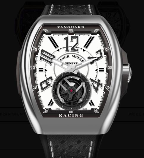 Buy Franck Muller Vanguard Racing Tourbillon Replica Watch for sale Cheap Price V 45 T RACING (NR)
